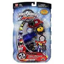 Power Ranger Rpm Micro High Octane Megazord