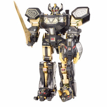 Power Ranger Limeted Black Edition Legary Megazord...