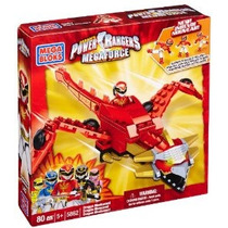 Mega Bloks Power Rangers Megaforce - Dragon Mechazord