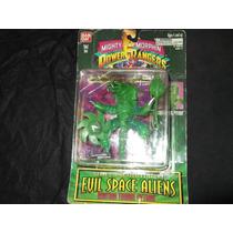 Power Rangers Evil Space Aliens