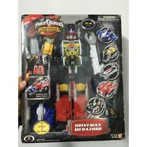 Power Rangers Operation Overdrive Drivemax Megazord
