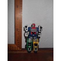 Power Rangers Turbo,megazord Figura De 1997 Bandai