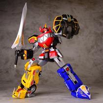 Megazord Power Ranger Super Robot Chogokin De Metal Bandai
