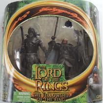 Señor De Anillos Hobbit Gimli Battle Uruk-hai
