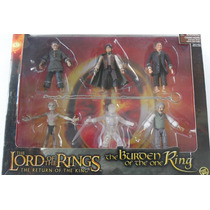 Señor De Anillos Hobbit The Burden Of The One Ring Boxset