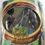 Señor De Anillos Hobbit Frodo & Samwisee Gamgee (con Lancha)