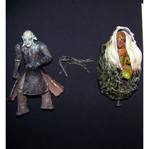 Lord Of The Rings Orco Overseer Completo Toy Biz