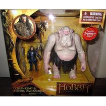 Goblin King Vs Thorin The Hobbit