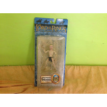 Super Posable Smeagol, Lord Of The Rings Lotr, El Hobbit