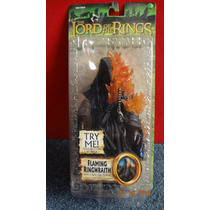 Lord Of The Rings Flaming Ringwraith 7 2005 Toy Biz
