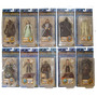 Lord Of The Rings Serie De 10 Fig. Diferentes Serie 1bc