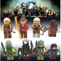 Set Lor El Señor De Los Anillos Minifiguras Para Armar