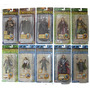 Lord Of The Rings Serie De 10 Fig. Diferentes Serie 5sbc
