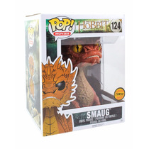 Smaug Ojos Amarillos (lce) The Hobbit Pop