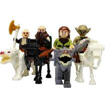 Set Bestias El Señor De Los Anillos Minifiguras Para Armar