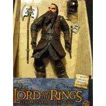 Lord Of The Rings / Gimli 12 Pulg Toybiz