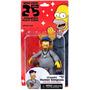 Simpsons Coach Homero Figura Nueva Neca 25 Aniversario