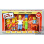 Los Simpsons Set Figuras Importadas 100% Originales