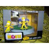Simpson Figura Bart Movie Blister Con Detalle Figura Nueva
