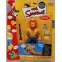 Figura Nueva Ragin Willie Los Simpsons Playmates Serie 8