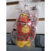 Hombre Radioactivo Los Simpsons Burger King
