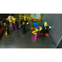 Colección Figuras Simpson Halloween
