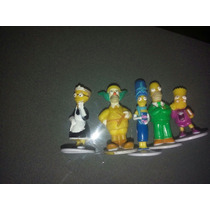 Mini Figuras Simpsons Clue