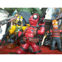 Deadpool Homero, Parodia. Marvel