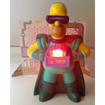 Simpsons Homero Horror Classics Burger King Fig Nueva - Hm4