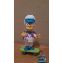 Bart Daredevil Los Simpsons Playmates Con Accesorios