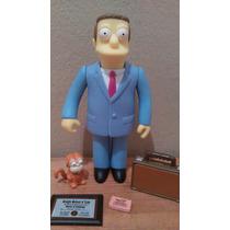 Lionel Hutz Los Simpsons Playmates Con Accesorios