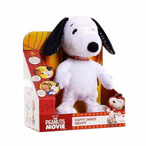 Snoopy Happy Dance Muñeco De Felpa Interactivo