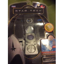 Star Trek Starfleet Communicator