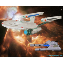 Tm.micromachines Star Trek Lote Mixto