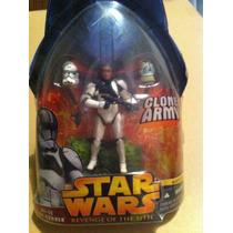 Figura De Star Wars Revenge Of The Sith At-te Tank Gun (sr)