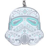 Llavero Star Wars Stormtrooper Dia Muertos Loungefly Casco