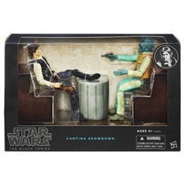 Sdcc 2014 Star Wars Black Series Cantina Showdown