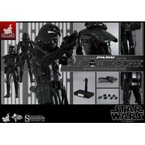 Hot Toys Star Wars Shadow Trooper Exclusivo Nuevo En Mano