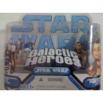 Star Wars. Galactic Heroes. R2d2. Darth Vader. Hm4