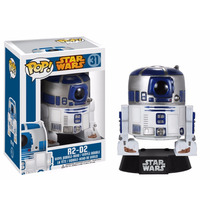 R2-d2 Star Wars Funko Pop Darth Vader Luke R2d2 Trilogia