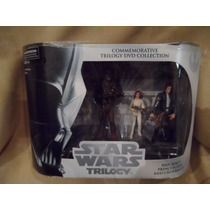 Oferta Lote 7fig Trilogy Dvd Collection Star Wars R2d2 C3po