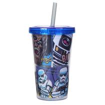 Vaso Star Wars Comic Stormtrooper Darth Vader The Force Awak