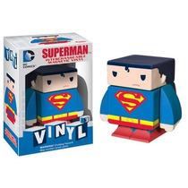 Funko Pop Superman Magnetic Cube Dc Comics Nuevo Vinyl