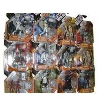 Serie De Star Wars 2007 Saga Legends Darktrooper, Boba Fett,
