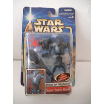 Super Battle Droid Star Wars Attack Of The Clones