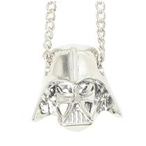 Collar Star Wars Darth Vader Casco Cromo The Force Awakenes