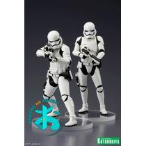 Storm Trooper Fist Order - Starwars - Kotobukiya - En Mano