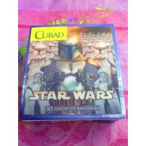 Star Wars Caja De Curitas Modelo 2