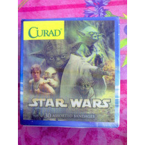 Star Wars Caja De Curitas Modelo 4