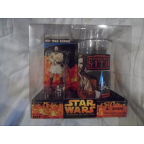 Lote 5fig Exclusiva Toy Rus Rots Star Wars Vader Anakin Yoda